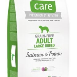 Brit Care Grain Free Adult Large Salmon & Potato 12kg-1