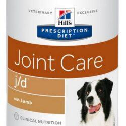 Hill's Prescription Diet j/d Canine puszka 370g-1