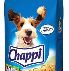 Chappi Wołowina, drób i warzywa 13,5kg-1