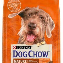 Purina Dog Chow Mature Adult Jagnięcina 2,5kg-1