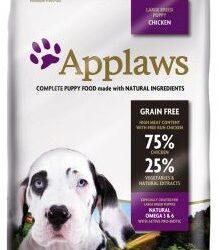 Applaws Puppy Large Breed Kurczak 7,5kg-1