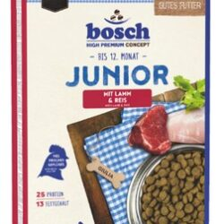 Bosch Junior Lamb & Rice 15kg-1