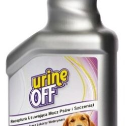 Urine Off Dog & Puppy Odor & Stain Remover - do usuwania plam moczu 500ml-1