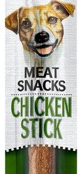 Let's Bite Meat Snacks Chicken Stick 12g-1