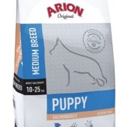 Arion Original Puppy Medium Salmon & Rice 12kg-1