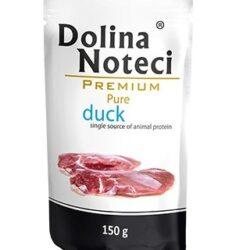 Dolina Noteci Premium Pies Pure Kaczka saszetka 150g-1
