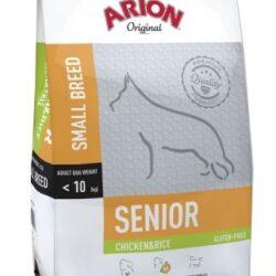 Arion Original Senior Small Chicken & Rice 7,5kg-1