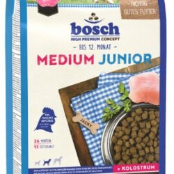 Bosch Medium Junior Breed 1kg-1