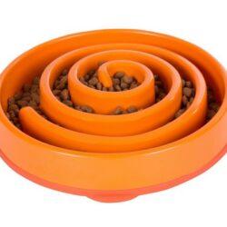 Outward Hound Fun Feeder Miska pomarańczowa [51001]-1