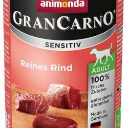 Animonda GranCarno Sensitiv Wołowina puszka 400g-1