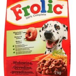 Frolic Wołowina, warzywa i zboża 500g-1