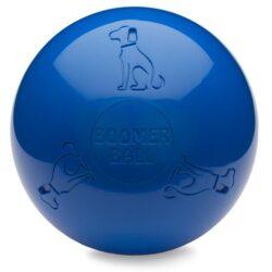 "Boomer Ball XL - 10"" / 25cm niebieska-1"