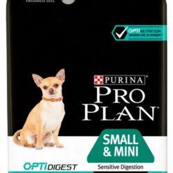 Purina Pro Plan Adult Small & Mini OptiDigest Sensitive Digestion Lamb 3kg-1