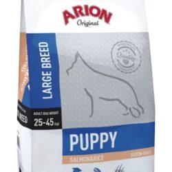 Arion Original Puppy Large Salmon & Rice 12kg-1