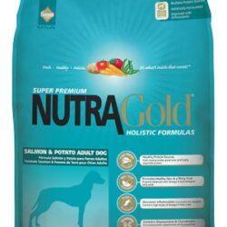 Nutra Gold Holistic Salmon & Potato Adult Dog 15kg-1