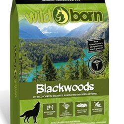 Wildborn Blackwoods dzik, królik 500g-1