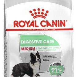 Royal Canin Medium Digestive Care karma sucha dla psów dorosłych, ras średnich o wrażliwym przewodzie pokarmowym 10kg-1