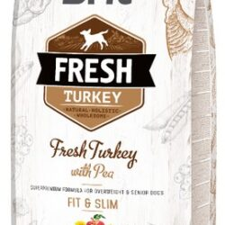 Brit Fresh Dog Adult Light Turkey & Pea 12kg-1