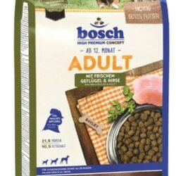 Bosch Adult G&H Drób i Proso 1kg-1