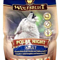 Wolfsblut Dog Polar Night renifer i dynia 2kg-1