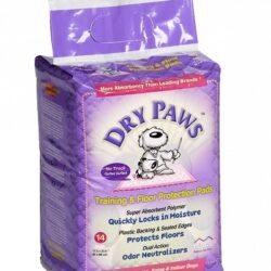MidWest Podkłady higieniczne Dry Paws 58x61cm 14szt [PPS14]-1