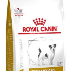 Royal Canin Veterinary Diet Canine Urinary S/O Small Dog 4kg-1