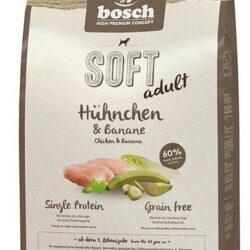 Bosch Soft Adult Kurczak & Banan 12,5kg-1