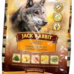Wolfsblut Dog Jack Rabbit królik, zając i bataty 15kg-1