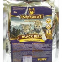 Wolfsblut Dog Black Bird Puppy - indyk i bataty 15kg-1