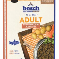 Bosch Adult Salmon & Potato 15kg-1