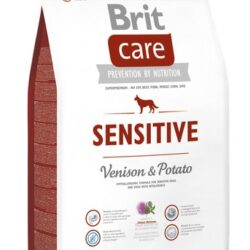 Brit Care New Sensitive Venison & Potato 3kg-1