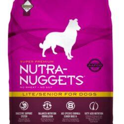 Nutra Nuggets Lite/Senior Dog 3kg-1