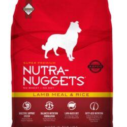 Nutra Nuggets Lamb & Rice Dog 15kg-1