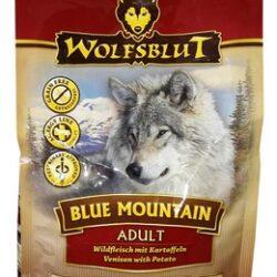 Wolfsblut Dog Blue Mountain dziczyzna i owoce leśne 15kg-1
