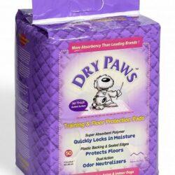 MidWest Podkłady higieniczne Dry Paws 58x61cm 50szt [PPS50]-1