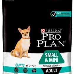 Purina Pro Plan Adult Small & Mini OptiDigest Sensitive Digestion Lamb 700g-1