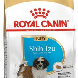 Royal Canin Shih Tzu Puppy/Junior karma sucha dla szczeniąt do 10 miesiąca, rasy shih tzu 1,5kg-1