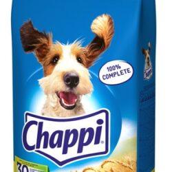 Chappi Drób i warzywa 13,5kg-1