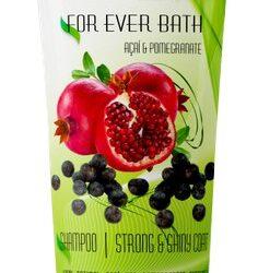 Botaniqa For Ever Bath Açaí and Pomegranate Szampon - regeneracja, nawilżenie 250ml-1