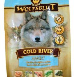 Wolfsblut Dog Cold River - pstrąg i bataty 2kg-1