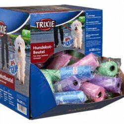 Trixie Worki na odchody 1 rolka/20szt [22843]-1