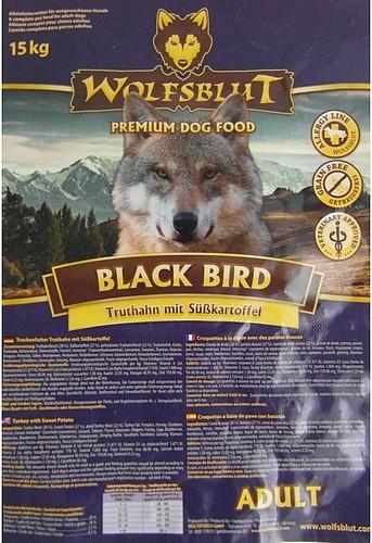Wolfsblut Dog Black Bird Adult - indyk i bataty 15kg-2