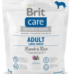 Brit Care New Adult Large Breed Lamb & Rice 1kg-1