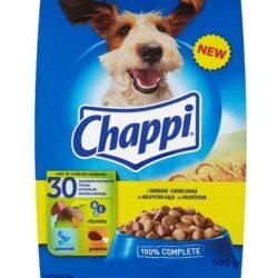 Chappi Drób i warzywa 500g-1