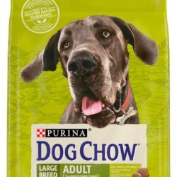 Purina Dog Chow Adult Large Breed Indyk 2,5kg-1