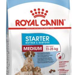 Royal Canin Medium Starter Mother&Babydog karma sucha dla szczeniąt do 2 miesiąca i suk karmiących ras średnich 12kg-1