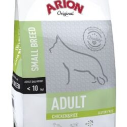 Arion Original Adult Small Chicken & Rice 3kg-1