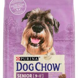 Purina Dog Chow Senior Jagnięcina 2,5kg-1