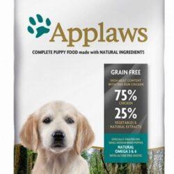 Applaws Puppy Small & Medium Breed Kurczak 7,5kg-1