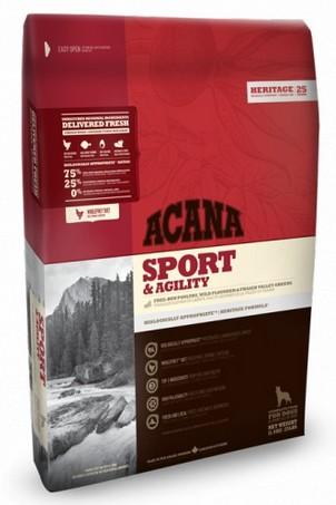 Acana Sport & Agility 17kg-1